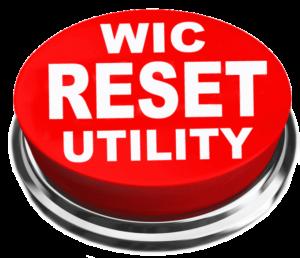 wic reset utility keys